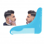 Ardisle Beard Shaping Tool Lines Comb Template Hair Styling Shaper Brush Guide Stencil