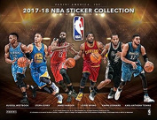 2017-18 Panini NBA Basketball Sticker 50ct Box with Album