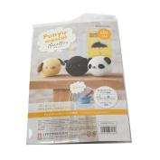 Hamanaka Punyu 2 mascot puppy Cat Panda H441-353 needle felting kits