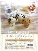 Hamanaka Small friends Dogs H441-482 needle felting kits