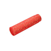 High-end Scroll Holder Seal Damp-proof Collection Drawing Tube Paper Tube 30cm, Red