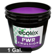 Ecotex PWR - Pre-Sensitised Water Resistant Screen Printing Emulsion