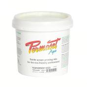 Permaset Aqua 1 Litre Fabric Printing Ink - Phosphorescent Green