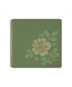 12x12 Album Coverset - Fern Countryside Comfort by Creative Memories
