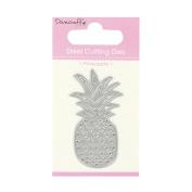 Trimcraft Dovecraft Mini Metal Paper Card Craft Die Set - Pineapple