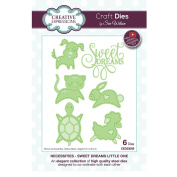 Creative Expressions Craft Die CED23008 Sue Wilson Necessities Collection - Sweet Dreams Little One