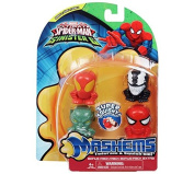Mash'ems Spider-Man Action Figures - Pack of 4 **Exclusively on Sunday Electronics**