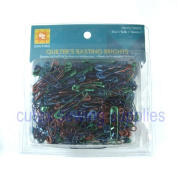 EZ Quilting Quilter's Basting Brights - 200 PK. 882670153 Safety Pins