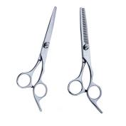 Drift 15cm Hair Cutting Scissors with Case-Barber Scissors and Thinning Shears/Cutting Scissors Set