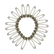 Linfangxi 204 PCS Safety Pins Size 2, 38MM
