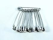 Sarvam Safety Pins Size 3 / 4.6cm 72 Pieces