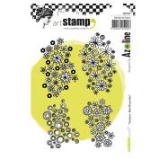 Carabelle Studio SA60340 A6 Stamp Textures