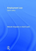 Employment Law: Eighth edition