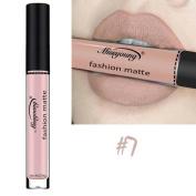 Glorrt MISS YOUNG Liquid Lipstick Moisturiser Velvet Lipstick Cosmetic Beauty Makeup