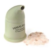 123 Direct Ltd | Original Himalayan Salt Therapy Pipe Ceramic 100% Pure Himalayan salt | Asthma | Allergies | Respiratory Health | Filled With 100% Pure Himalayan Rock Salt