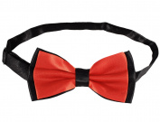 Men' Party Accessories Adjustable Strap Neckwear Mikey Bow Tie