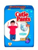 First Quality Youth Training Pants Cutie Pants Pull On 2T-3T Disposable #CR7007