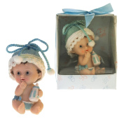 Homeford Cute Baby Poly Resin Party Favour, 7.6cm