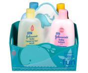 Johnson & Johnson Splash Of Fun Baby Gift Set