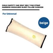 Child Safety Car Seat Belt Pad Strap Harness Shoulder Sleep Pillow Cushion for Universal TGFOF Sleep Pillow Cushion