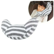 Ishowstore Kids Children Safety Car Seat Belts Cushion Pillow Protect Shoulder Head Protection