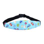 ZTL Baby Kids Car Seat Head Support Neck Relief Pram Stroller Safety Seat Fastening Belt Sleep Positioner
