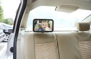 Happy Sparkle Rear Facing Car Seat Mirrror
