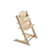 Stokke Tripp Trapp Chair Baby Set, Natural