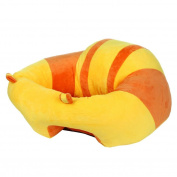 Fullfun Baby Nursing Pillow,U Shaped Safe Dining Seat Chair Cushion for Infants