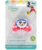 "Mickey Mouse ""Happy Laugh\"" Pacifier"