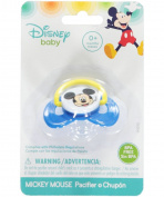 "Mickey Mouse ""Classic Mouse\"" Pacifier"