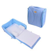 Per Portable Infant Bed Foldable Changing Station With Pillow For Travelling