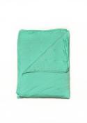 Kyte BABY Unisex Baby Solid Baby Blanket 1.0 tog One Size Aqua