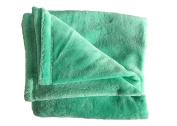 KinderMint Blanket Soft Fleece Mint Green