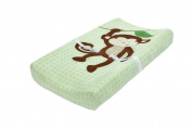 Koala Baby Essentials Plush Changing Pad Cover - Monkey