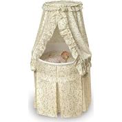 NEW Empress Round Baby Bassinet