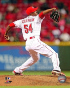 Aroldis Chapman Cincinnati Reds 2013 MLB Action Photo 8x10