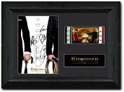 Kingsman The Golden Circle 35 mm Framed Film Cell Display Framed Signed