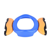 Pueri Go Potty for Travel 2-in-1 Foldable Potty Seat Travel Toilet Seat for Toddlers