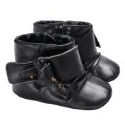 CYCTECH® Beautiful Newborn Girl Boy Sole Anti-slip Snow Crib Boots Warm Prewalker