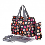 Nappy Bag Handbag For Girls Boys Travel For Mom And Dad