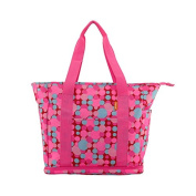 Baby Nappy Bag Handbag Multi-Function Waterproof Travel Nappy Tote Bags Large Capacity Fashion Mommy Bag for Baby Care