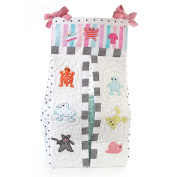 MacKenzie-Childs Quilted Animal Parade Nappy Stacker