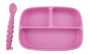 OBB 3-Section Silicone Suction Plate for Babies