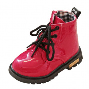 Unisex Martin Sneaker Winter Shoes, Weiyun Children Fashion Boys Girls Soft Baby Casual Shoes(0.5~3T)
