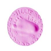 Allywit Baby Air Drying Soft Clay Handprint Footprint Imprint Casting Fingerprint 40g