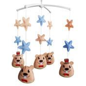 Crib Musical Mobile Star Baby Mobile Baby Mobiles For Crib