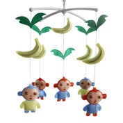 Musical Mobile For Crib Animal Baby Musical Mobile Mobile Nursery