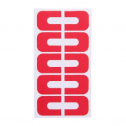 Nail Art Sticker,Putars Fashion Nail Art Spill Proof Nail Stickers Transfer Stickers Manicure Tips