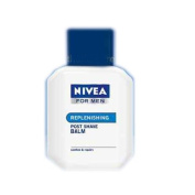 Nivea for Men Replenishing Post Shave Balm Lotion 100 Ml. Product of Thailand